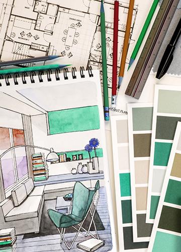 design et plan